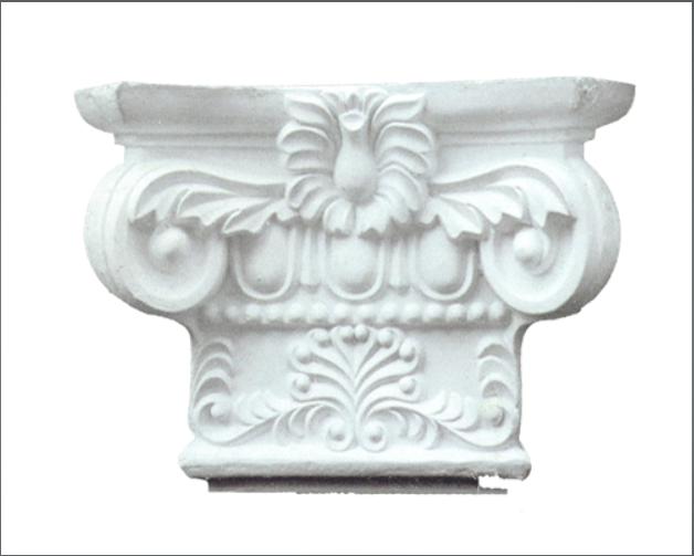 đầu cột trang trí