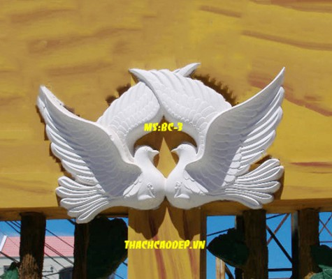 tượng bồ câu