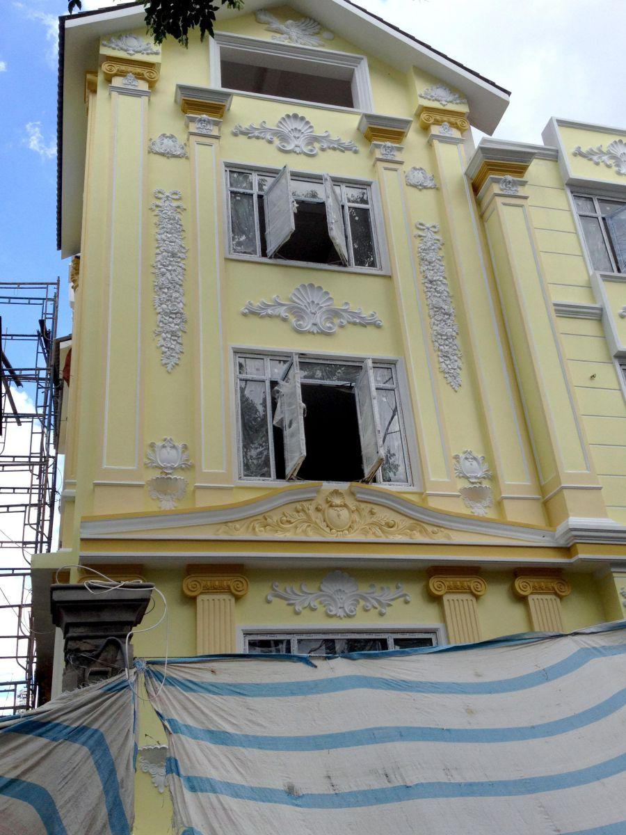 Thiết kế thi công nội ngoại thất cổ điển quận 4