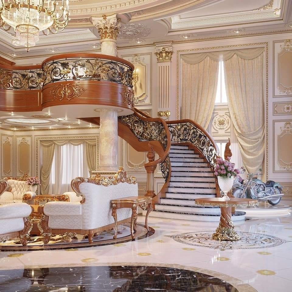 Thiết kế thi công nội thất cổ điển
