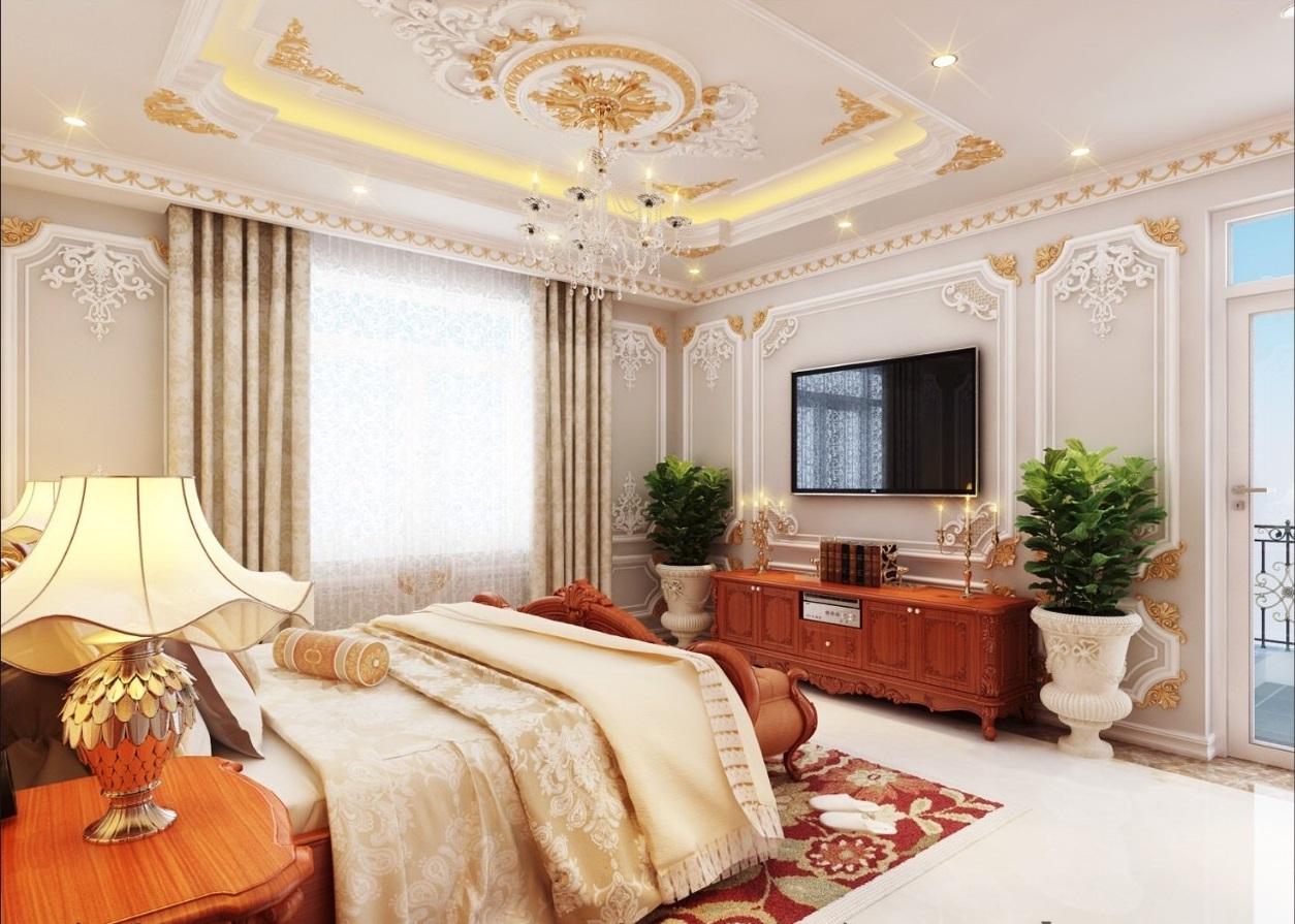 Thiết kế thi công nội thất cổ điển quận 8