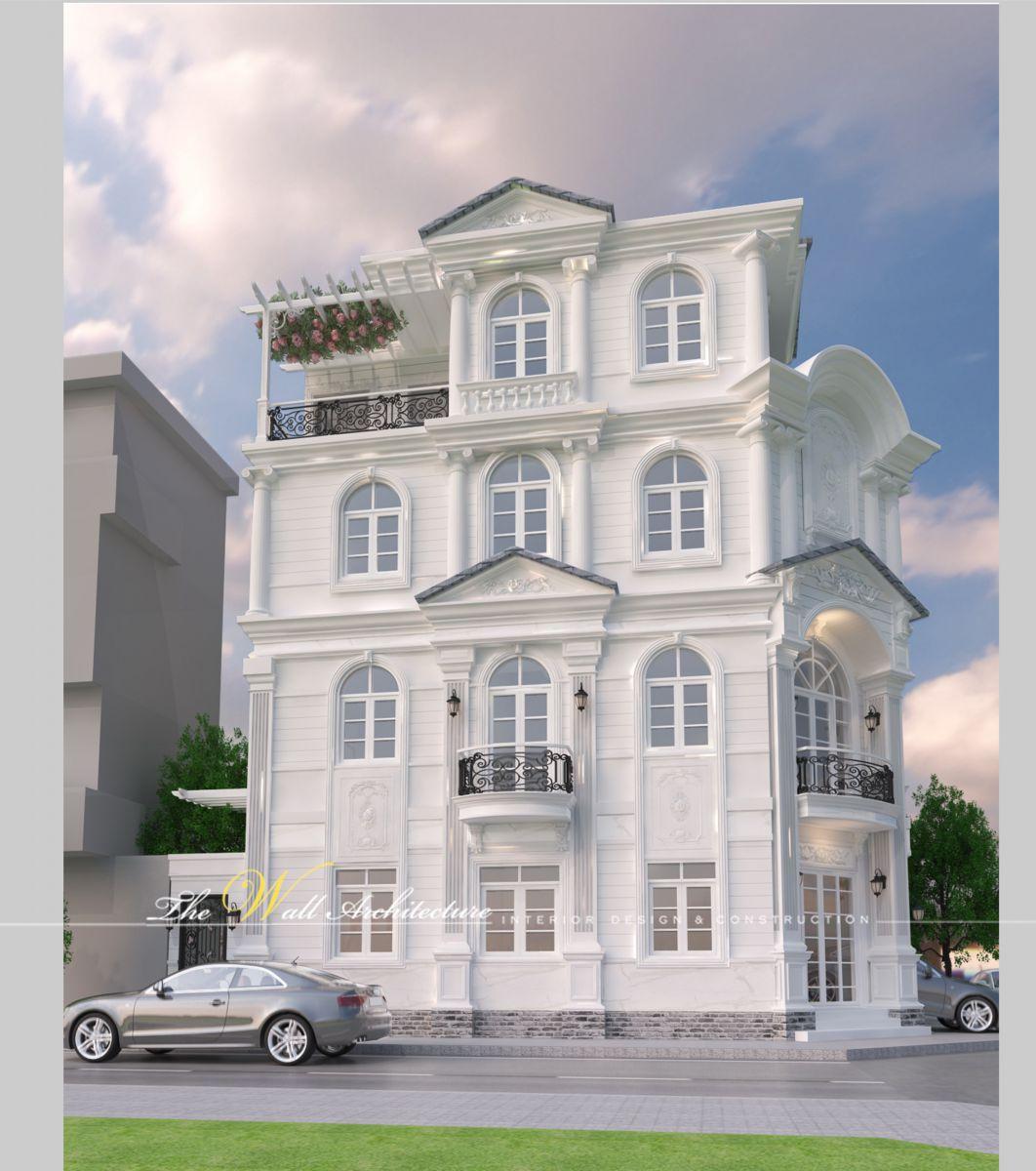 Thiết kế thi công nội ngoại thất tân cổ điển - cổ điển