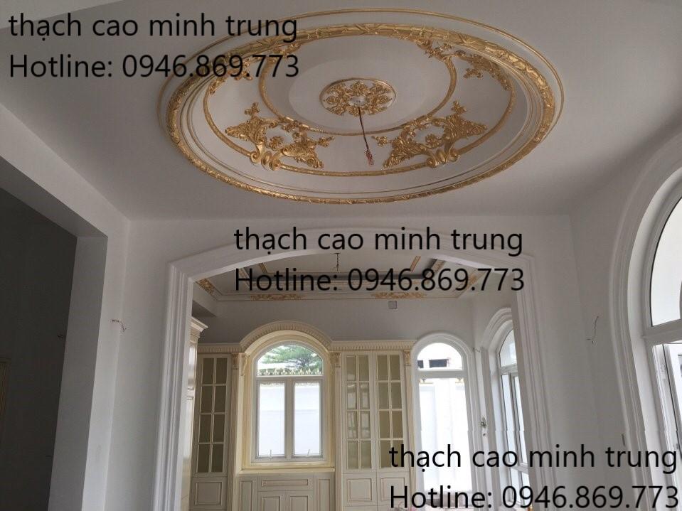 Trần thạch cao Hồ Chí Minh